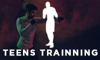 Teens Trainning